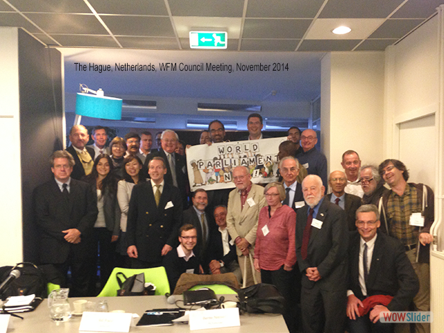 The Hague Netherlands WFM Council Meeting November 2014